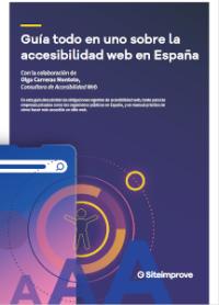 Guía todo en uno sobre la accesibilidad web en España