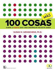 Portada del libro 100 cosas más sobre la gente que cada diseñador necesita saber